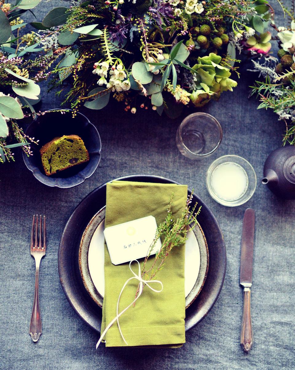 和テーブル