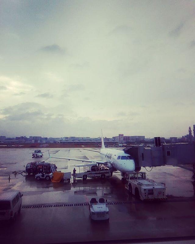 博多は雨でした。式場の撮影ロケハン。高崎から日帰りは少々きついです。