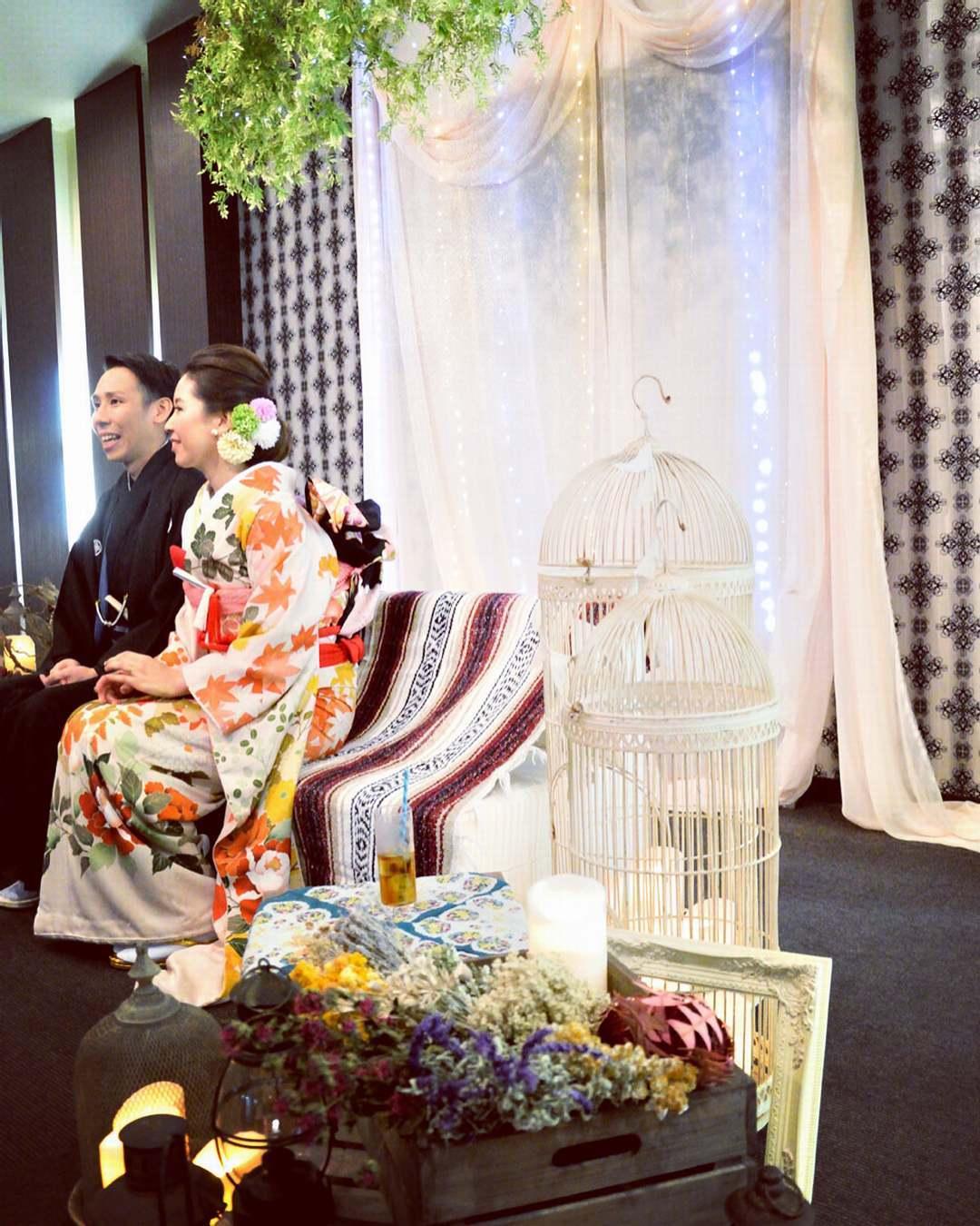 和婚にて装飾.オリジナルウエディングはお任せください。 #ラブーシュカウエディング#コンセプトウエディング#プレ花嫁#wedding#weddingdress#bride#結婚式#オリジナルウエディング#会場装飾#手作りアイテム#ウェディング#結婚式準備#花嫁#和婚 #ウエディングドレス#ウェディングドレス#軽井沢 #群馬 #日本中のプレ花嫁さんと繋がりたい#日本中の卒花嫁さんと繋がりたい#ゼクシィ#loveshka #loveshka_wedding